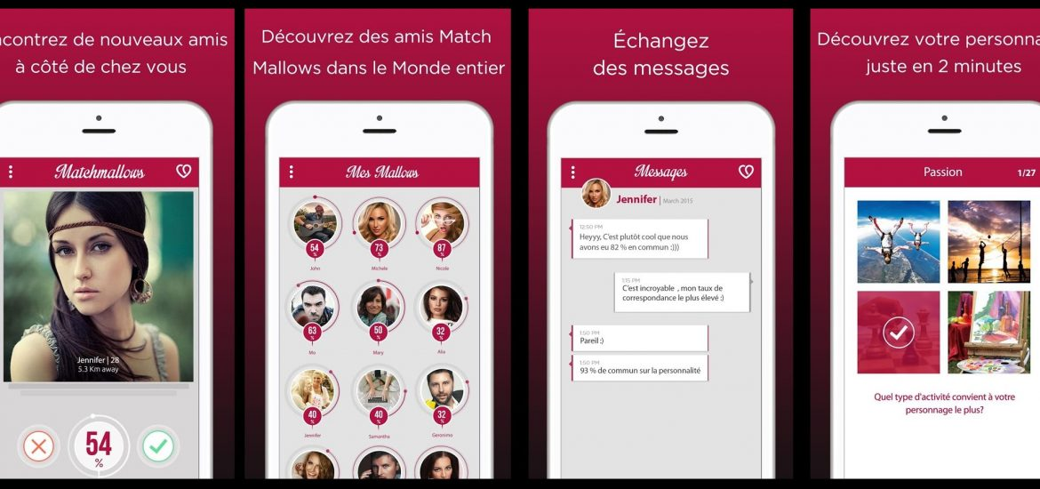 Meilleures applications de rencontres pour iPhone